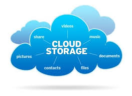 Cloud storage options