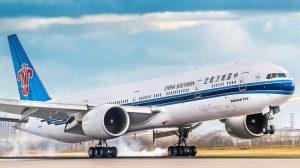 Chinese flight