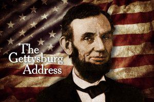 Analysis Of The Gettysburg Address