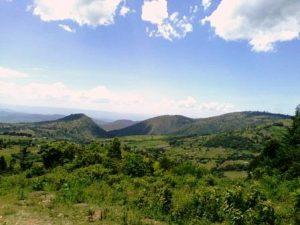 Nandi county