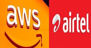 Airtel partners AWS