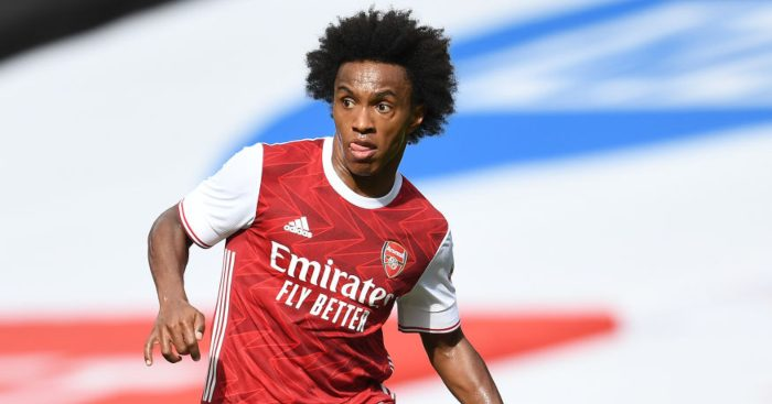 Arteta Worst signing Willian